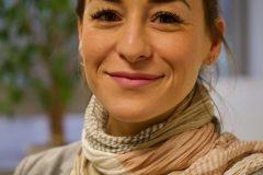 Frau Faut, Jahrgangsleiterin 9