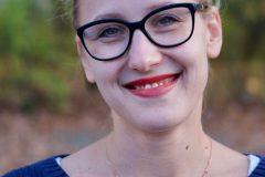 Frau Siebert, Jahrgangsleiterin 8