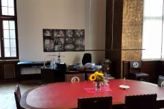 Das Büro unseres Bürgermeisters
