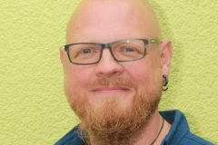 Herr Pertzsch, Sozialpädagoge